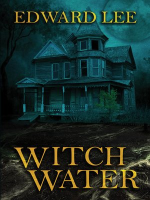 cover image of Witch Water