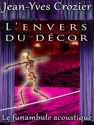 cover image of L'Envers Du Décor