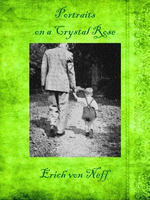 cover image of Portraits on a Crystal Rose