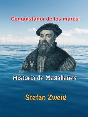 cover image of Conquistador de los mares