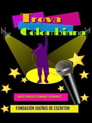 cover image of Trova Colombiana