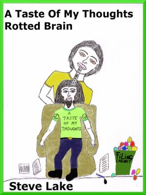 cover image of A Taste of My Thoughts Rotted Brain
