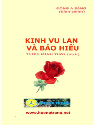 cover image of Kinh Vu Lan và Báo Hiếu