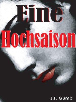 cover image of Eine Hochsaison