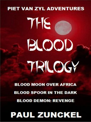 cover image of The Blood Trilogy