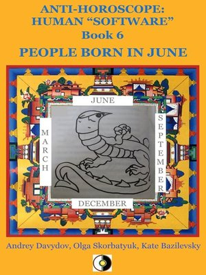 cover image of People Born In June