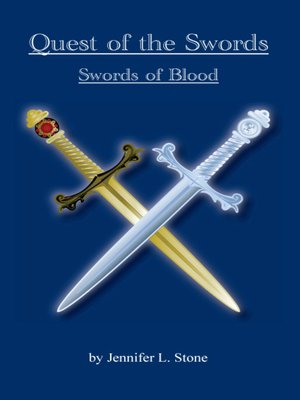 cover image of Quest of the Swords