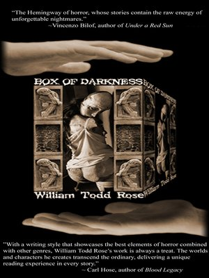 cover image of Box of Darkness