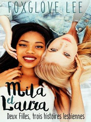 cover image of deux filles, trois histoires lesbiennes