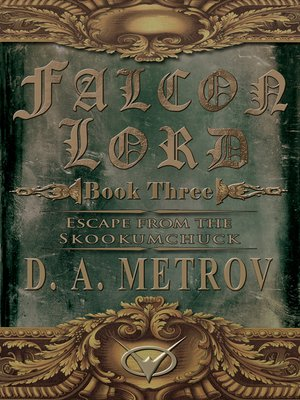 cover image of Falcon Lord — Book Three