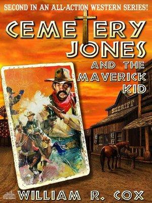 cover image of Cemetery Jones 2
