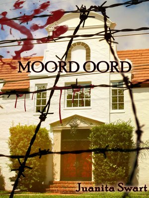 cover image of Moord Oord