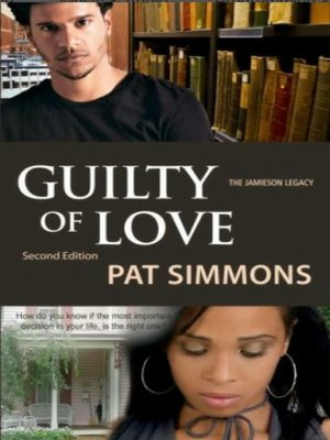 cover image of Guilty of Love