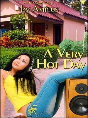 cover image of A Very Hot Day