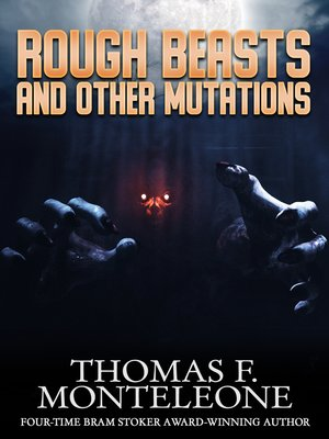 cover image of Rough Beasts and Other Mutations