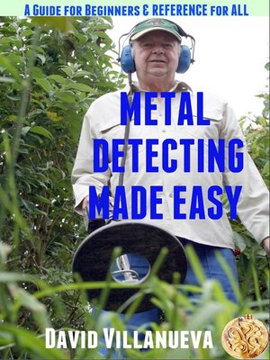 cover image of Metal Detecting Made Easy