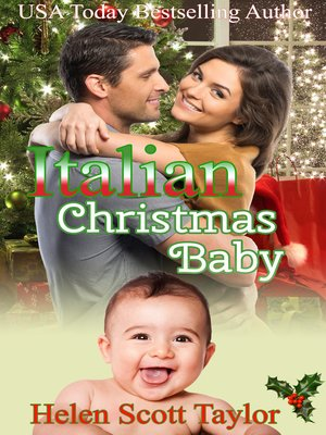 cover image of Italian Christmas Baby