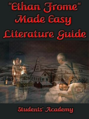 """cover image of """"Ethan Frome"""" Made Easy"""