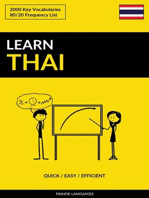cover image of Learn Thai