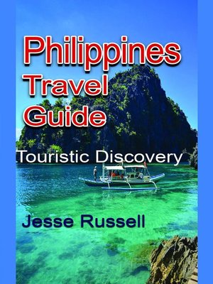 cover image of Philippines Travel Guide