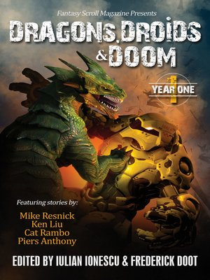 cover image of Dragons, Droids & Doom