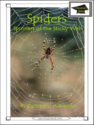 cover image of Spiders