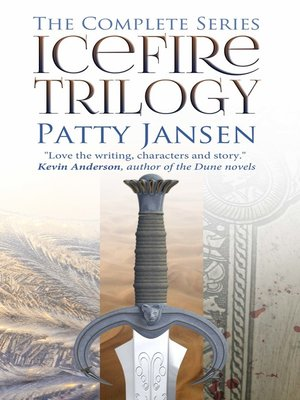 cover image of Icefire Trilogy Omnibus