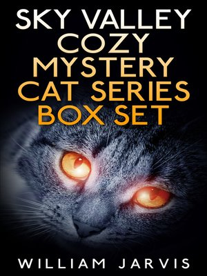cover image of Sky Valley Cozy Mystery Cat Series Box Set