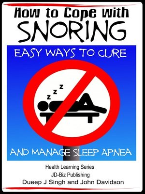 cover image of How to Cope with Snoring