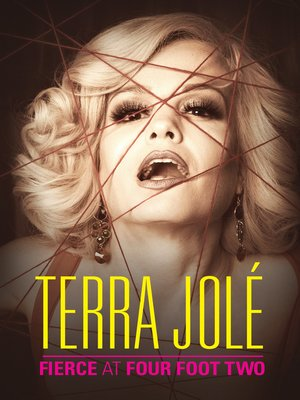 cover image of Fierce at Four Foot Two