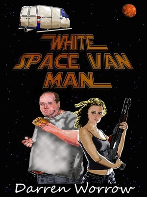 cover image of White Space Van Man