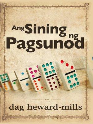 cover image of Ang Sining ng Pagsunod