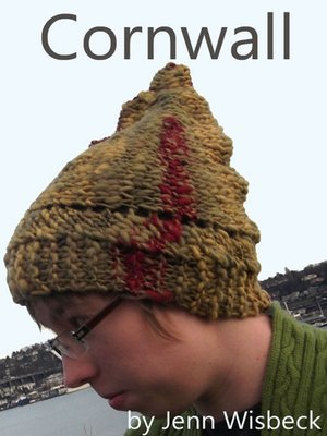 cover image of Cornwall Bulky Sideways Hat Pattern