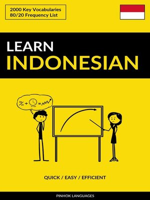 cover image of Learn Indonesian