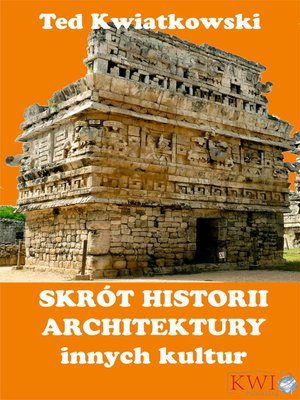 cover image of Skrót historii architektury innych kultur