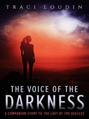 cover image of The Voice of the Darkness