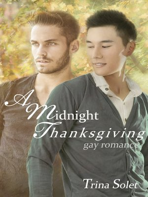 cover image of A Midnight Thanksgiving (Gay Romance)