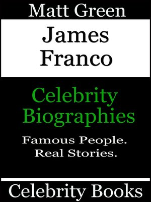 cover image of James Franco