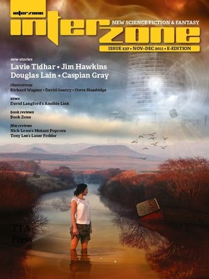 cover image of Interzone 237 Nov