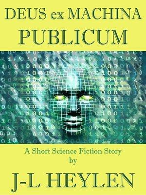 cover image of Deus ex Machina Publicum