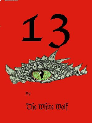 "cover image of ""13"""