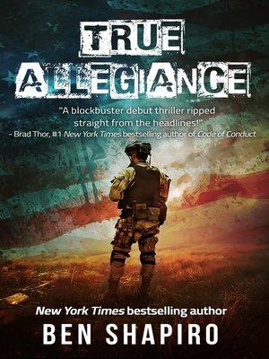 cover image of True Allegiance