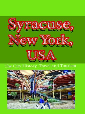 cover image of Syracuse, New York, USA