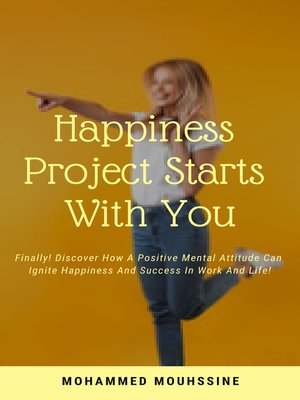 cover image of Happiness Project Starts With You