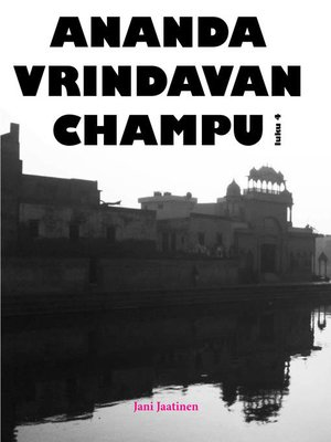 cover image of Ananda Vrindavan Champu 4