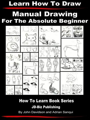 cover image of Manual Drawing--for the Absolute Beginner