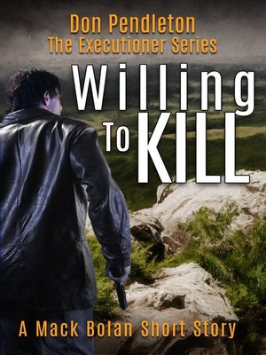 cover image of Willing to Kill, the Executioner