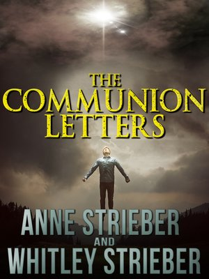 cover image of The Communion Letters