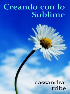 cover image of Creando con lo Sublime