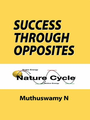 cover image of Success Through Opposites